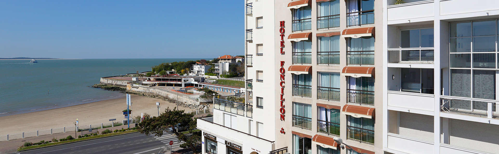 Hotel The Originals Royan Foncillon (ex Inter-Hotel) - EDIT_NEW_Front.jpg