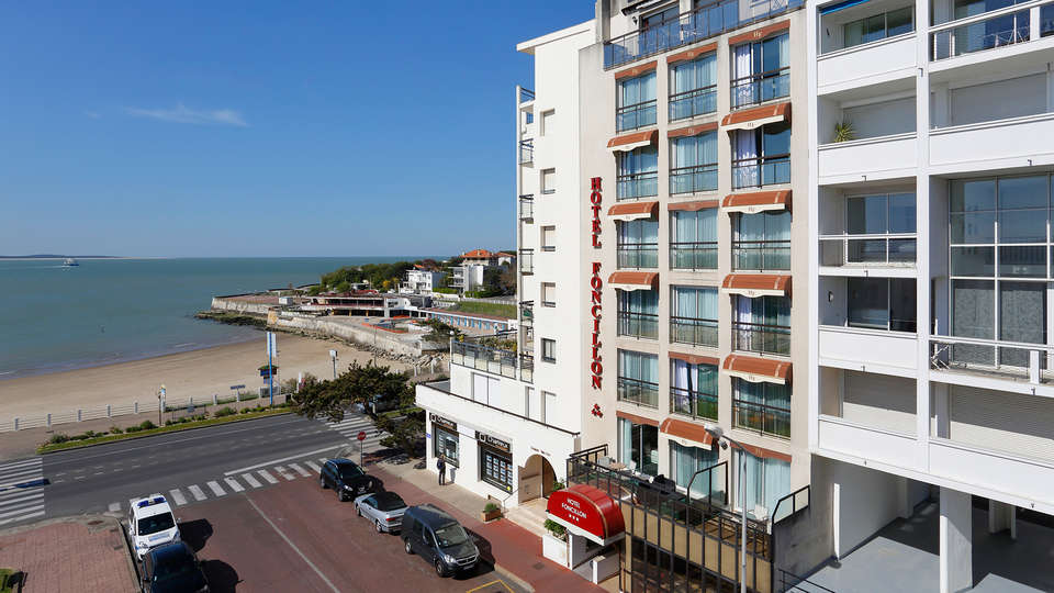 Hotel The Originals Royan Foncillon (ex Inter-Hotel) - EDIT_NEW_Front.jpg