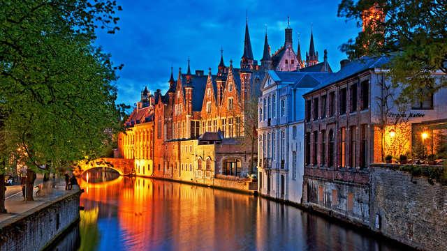 Profitez de tout ce que la belle ville de Bruges a à offrir