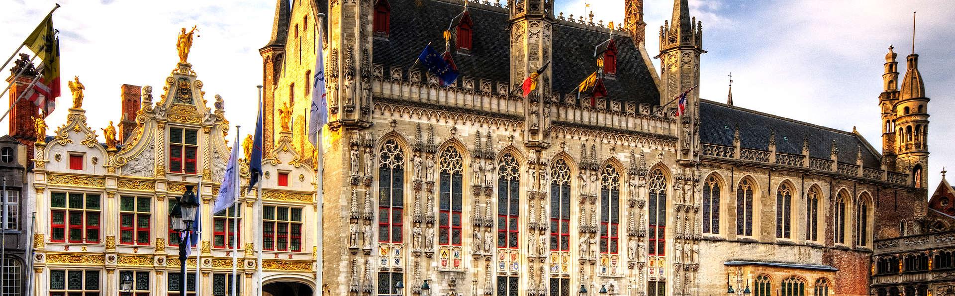 Découvrez Bruges en famille