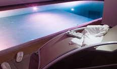 Accesso alla piscina interna riscaldata per 2 adulti