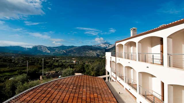 Offerta per l'estate: soggiorno rilassante a due passi da Cala Gonone in Sardegna!