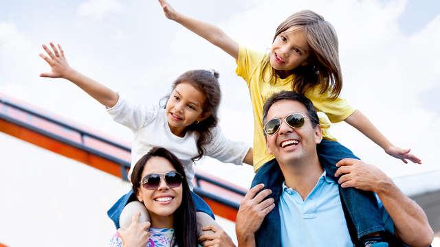 Especial familias: habitación triple con media pensión a las puertas de Verona