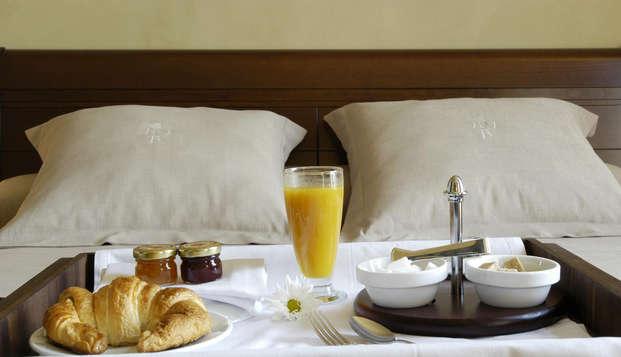 Hotel Bremon - RoomBreakfast