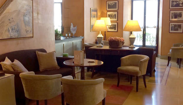 Hotel Bremon - Lobby