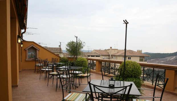 Hotel Bremon - Terrace