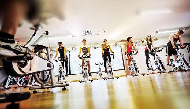 Week-end détente et fitness en Alsace