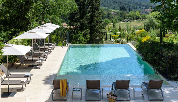 Escapada relax en un hotel 5 estrellas en Aix-en-Provence