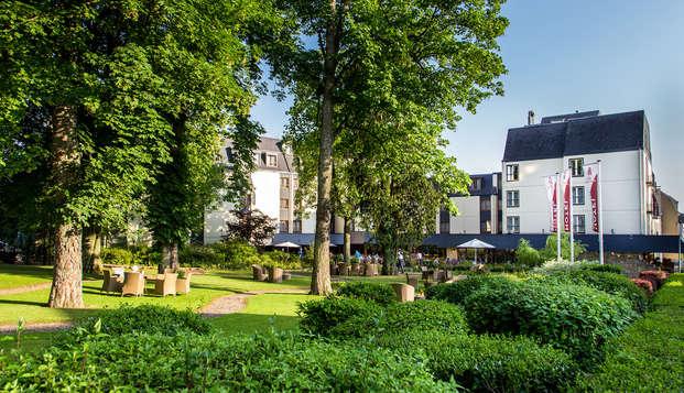Weekendje weg in het prachtige Limburg (vanaf 2 nachten)