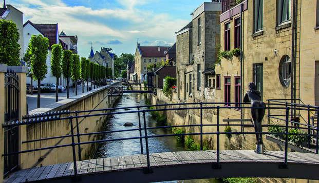 Beleef Valkenburg en geniet van luxe en comfort