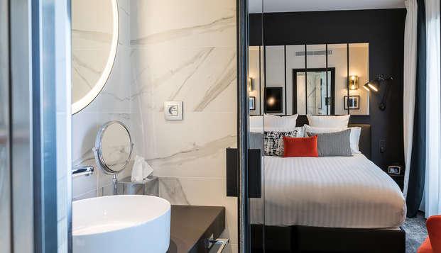 LAZ Hotel Spa Paris - NEW Room