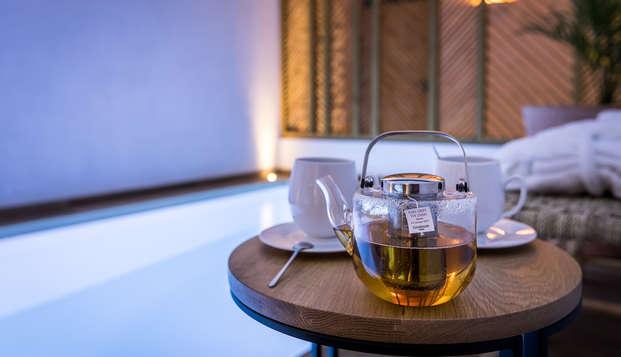 LAZ Hotel Spa Paris - NEW Details