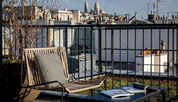 LAZ Hotel Spa Paris - NEW TerraceLoft