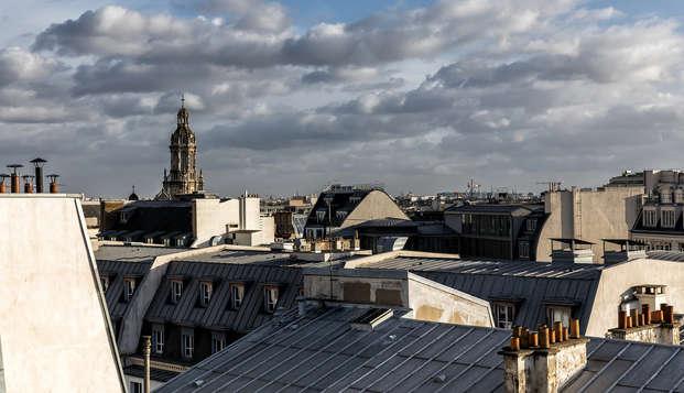 LAZ Hotel Spa Paris - NEW View