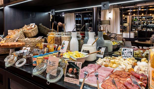 LAZ Hotel Spa Paris - NEW Buffet