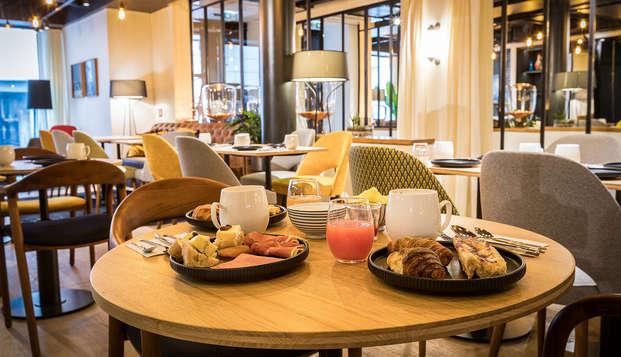 LAZ Hotel Spa Paris - NEW Breakfast