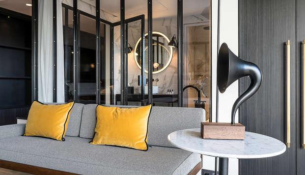 LAZ Hotel Spa Paris - NEW Loft
