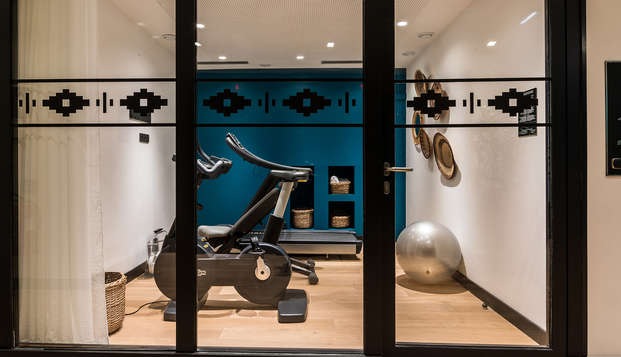 LAZ Hotel Spa Paris - NEW Gym