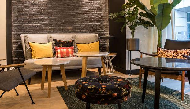 LAZ Hotel Spa Paris - NEW Lobby