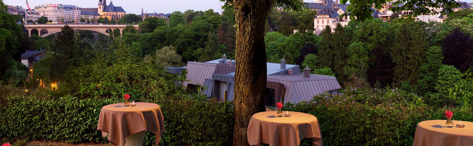 Hotel de charme avec vue imprenable au Grand-Duché (à partir de 2 nuits)