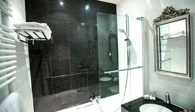 Hotel Die Swaene - NEW BATHROOM