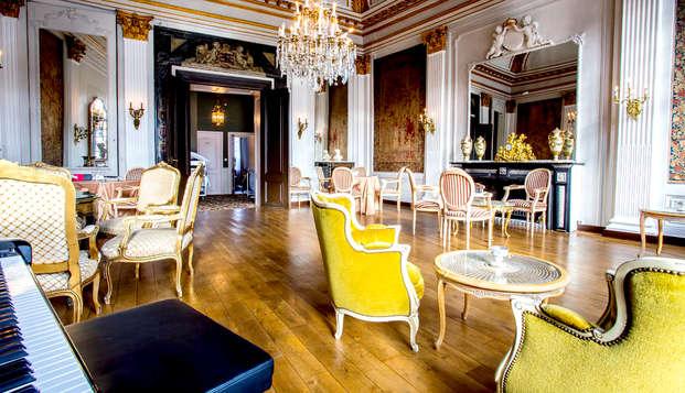 Hotel Die Swaene - NEW LOUNGE