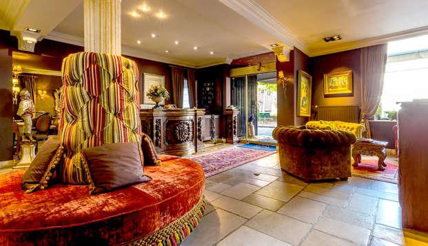 Hotel Die Swaene - NEW RECEPTION