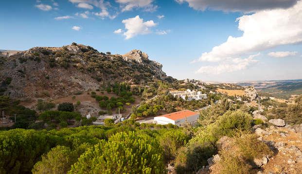 Séjour à Serranía de Ronda en Andalousie