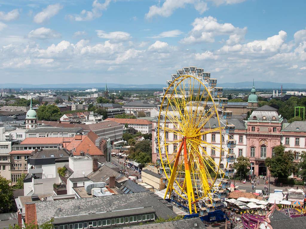 Séjour Allemagne - Plaisir romantique au coeur de Darmstadt  - 4*