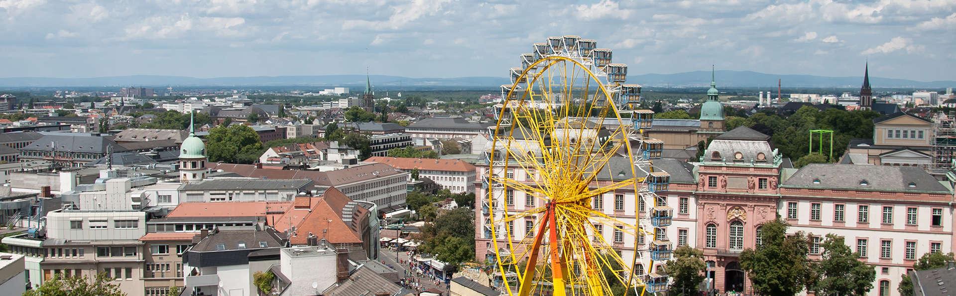 Plaisir romantique au cœur de Darmstadt
