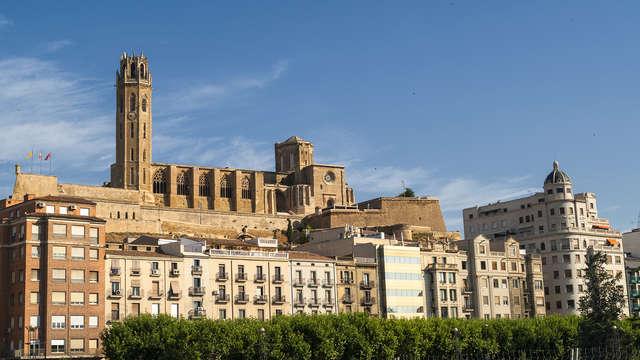 Découvrez les merveilles de Lleida entre amis ou en famille