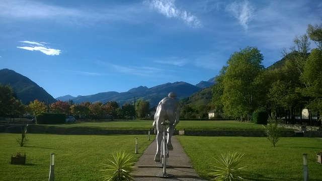Escápate a las montañas en Bagnères-de-Bigorre, en la región francesa de los Altos Pirineos