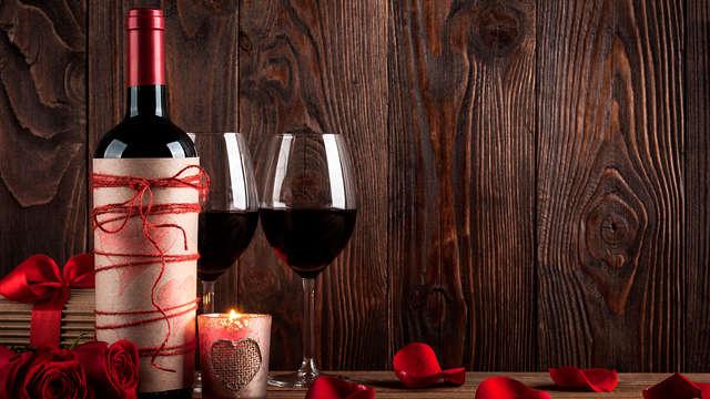 1 Demi-bouteille de vin