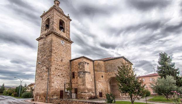 Oferta especial: Escapada romántica cerca de Vitoria-Gasteiz