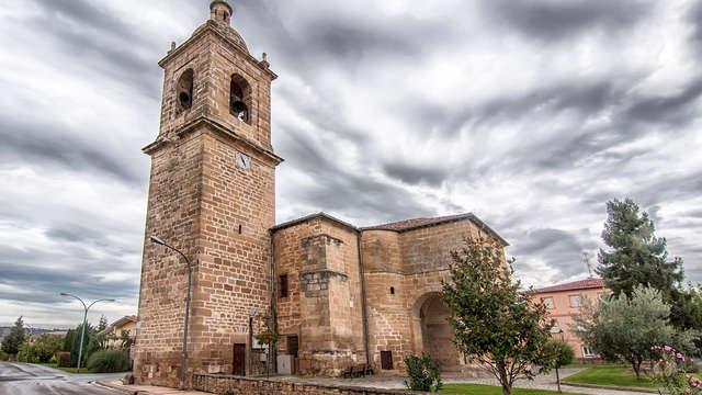 Offre spéciale: Week-end romantique près de Vitoria-Gasteiz