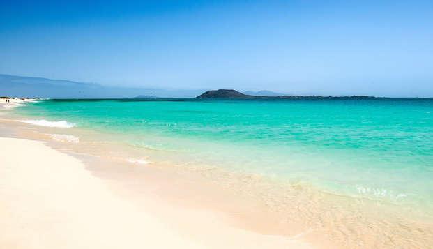 Tout compris à Fuerteventura dans une villa pour 4 (à partir de 4 nuits)