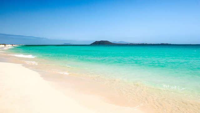 Resort Todo Incluido en Fuerteventura en una villa para 4 (desde 4 noches)