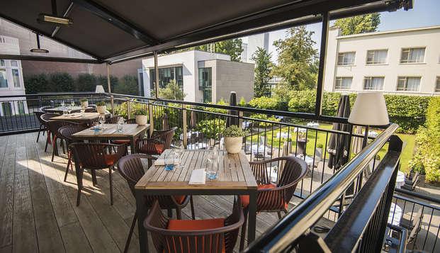 Bilderberg Parkhotel Rotterdam - NEW Terrace