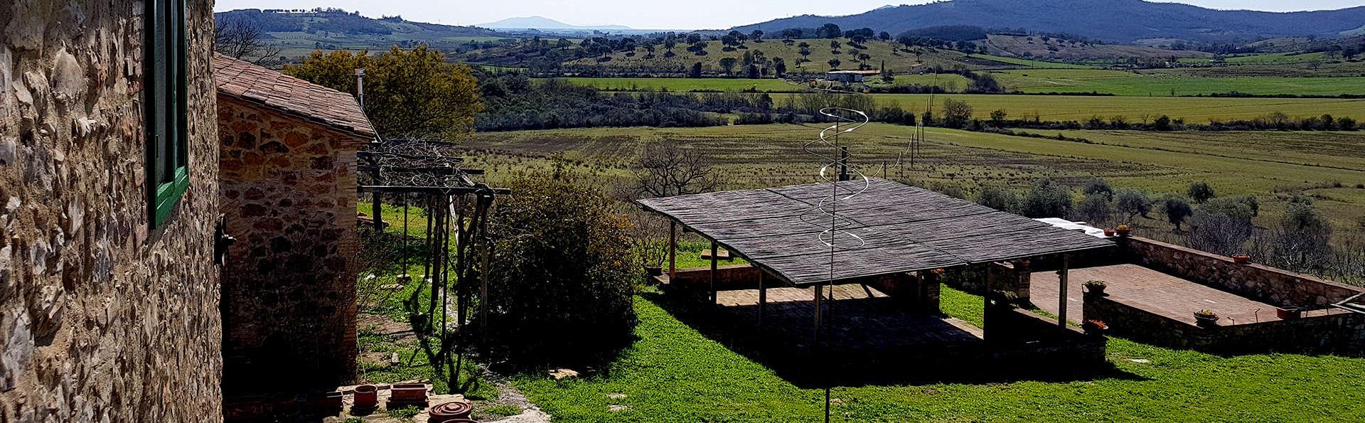 Dégustation de vin et huile au cœur de la Toscane
