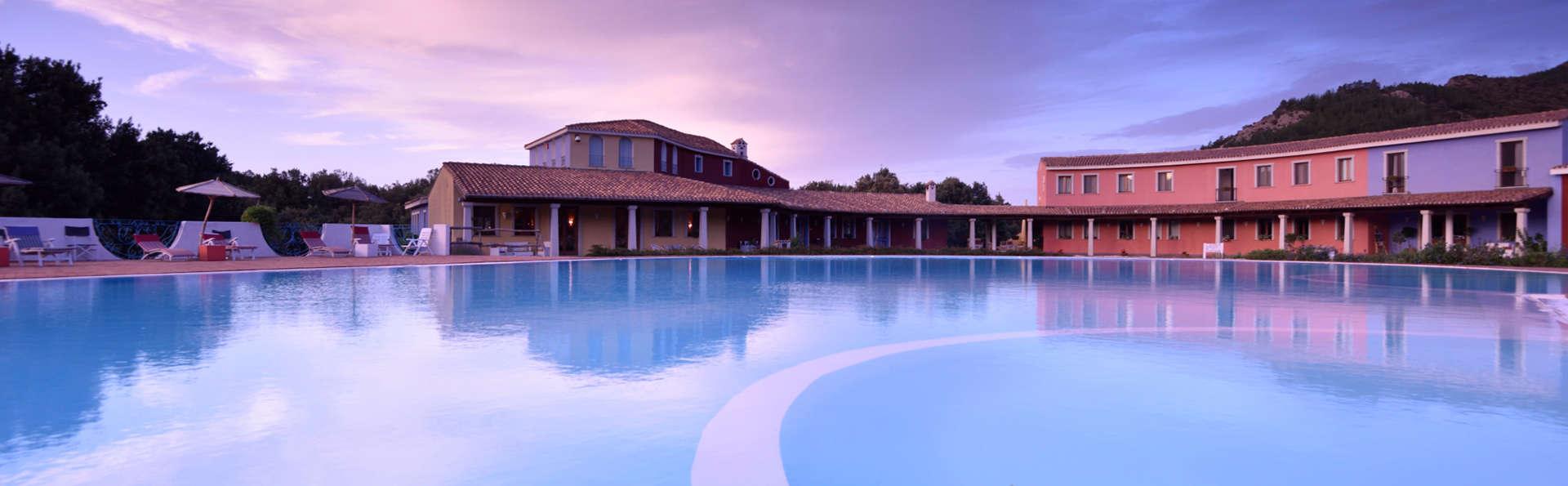 Vacances d'été en Sardaigne avec accès au spa
