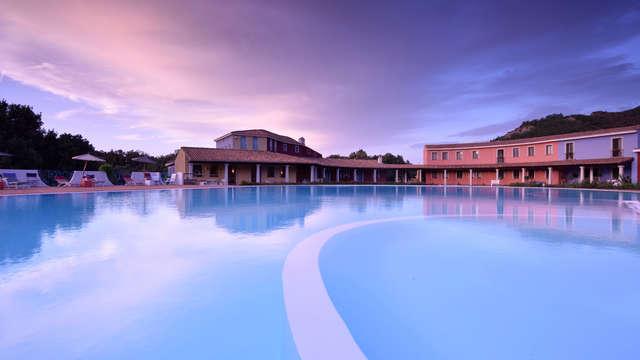 Vacanze estive in Sardegna con accesso alla spa