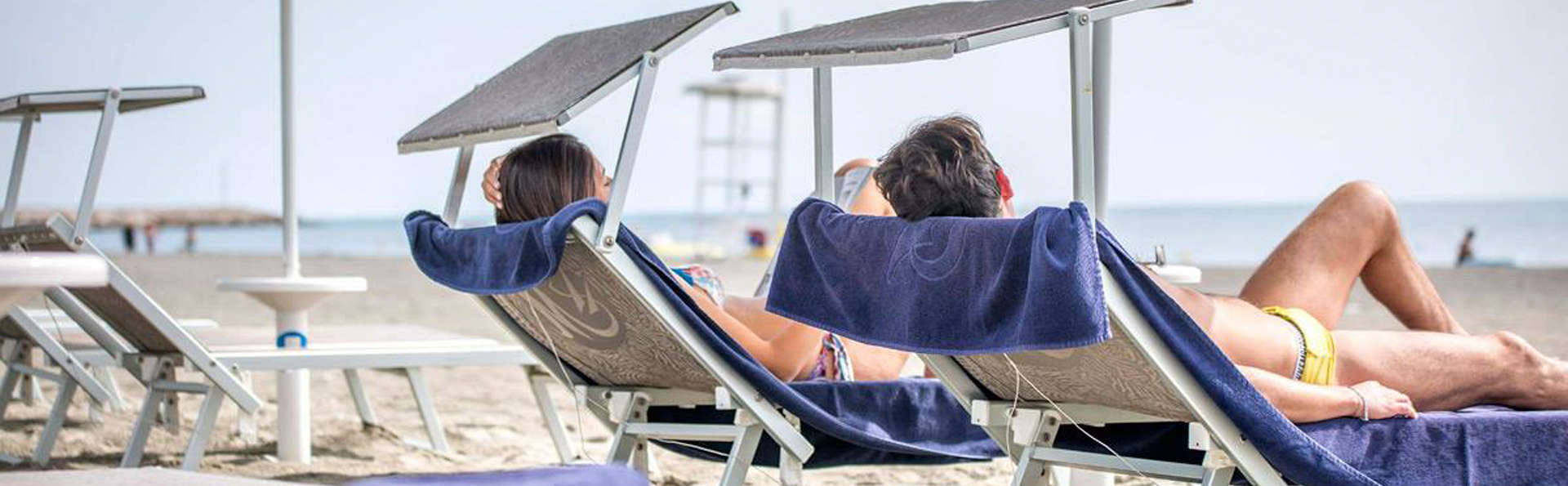 Spiaggia e mezza pensione sul Gargano ad un prezzo speciale per Weekendesk!