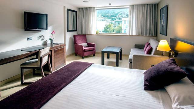 Oferta de otoño: Alójate en pleno centro de Andorra la Vella en un 4* con acceso al spa