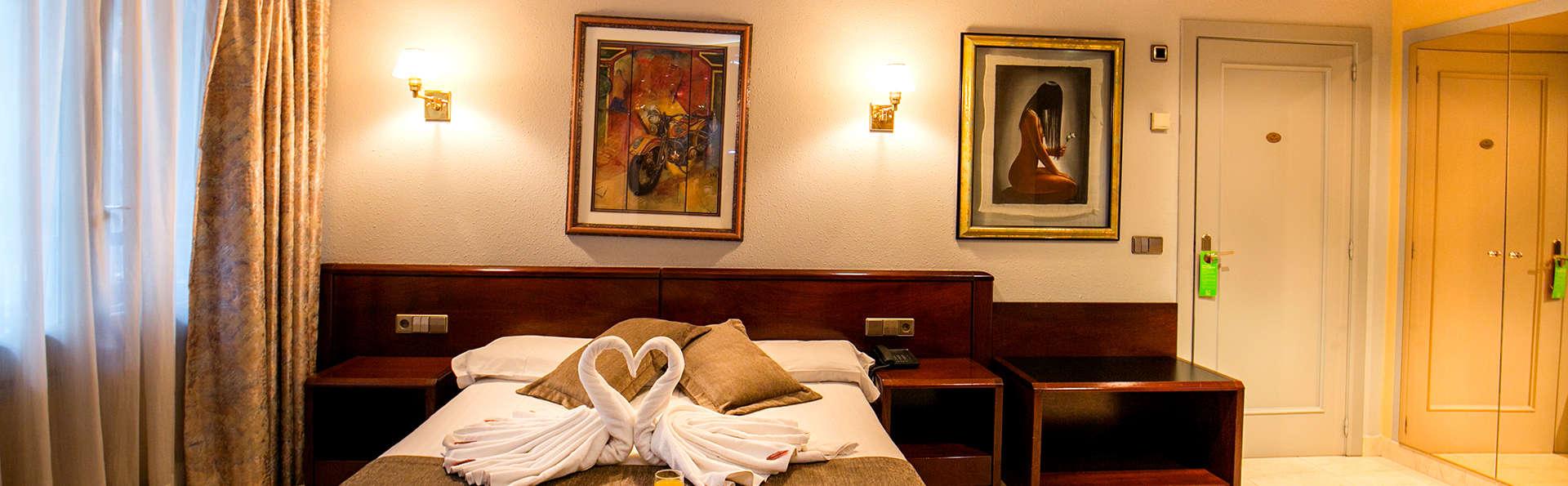 Offre romantique : évasion avec votre partenaire en Andorre avec petit-déjeuner inclus