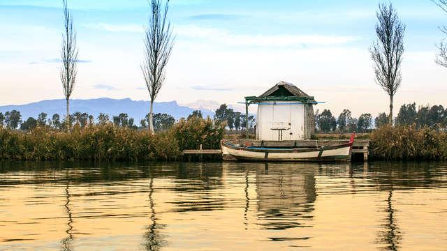 Escapada Romántica en el Parque Natural del Delta del Ebro