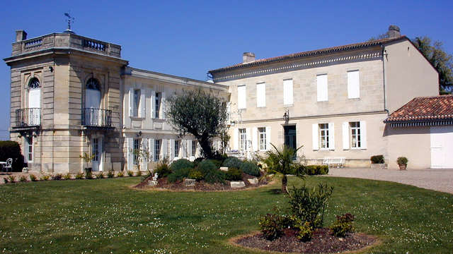 La Villa du Chateau Belloy