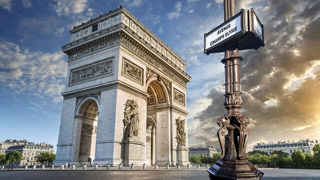 Estancia de verano en pleno centro de París (desde 2 noches)