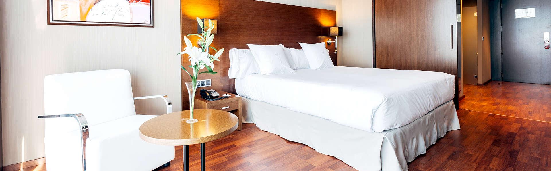 Séjournez dans un hôtel 4* à Paterna avec accès au spa, près de Valence