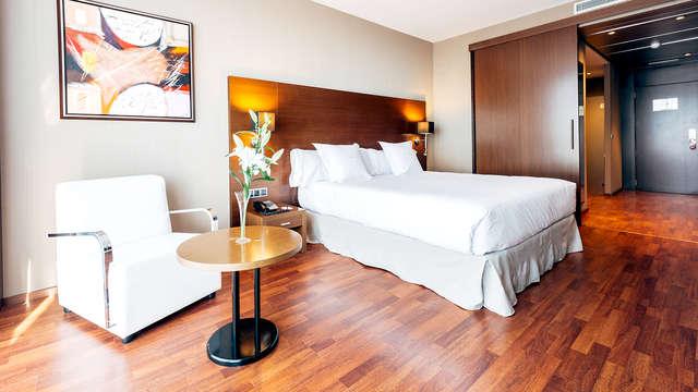 Alójate en un hotel 4* en Paterna con acceso al Spa, muy cerca de Valencia