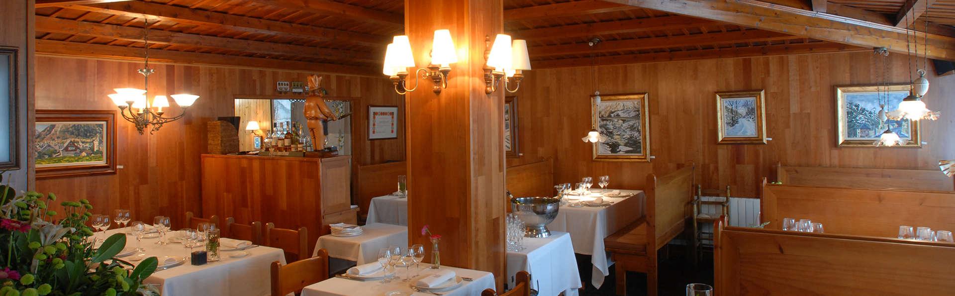 Week-end détente et gourmet au coeur des Pyrénées catalanes